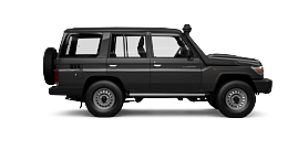 LandCruiser 70 Workmate